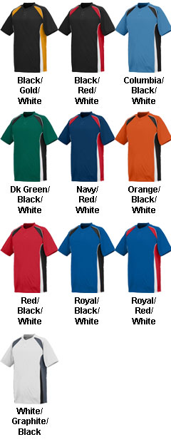 Youth Base Hit Jersey - All Colors