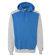 Custom Champion Mens Double Dry Eco Color Block Pullover
