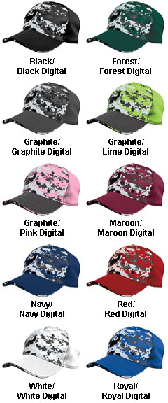 Digital Pro Tech Flex Hat - All Colors