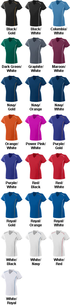 Ladies Winning Streak Jersey - All Colors