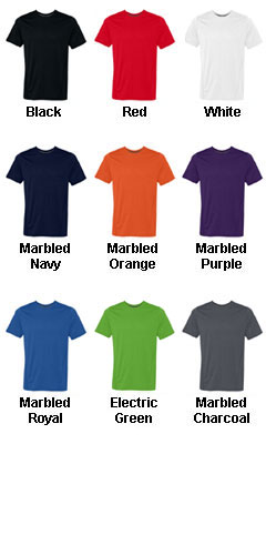 Gildan Tech Performance Short Sleeve T - All Colors
