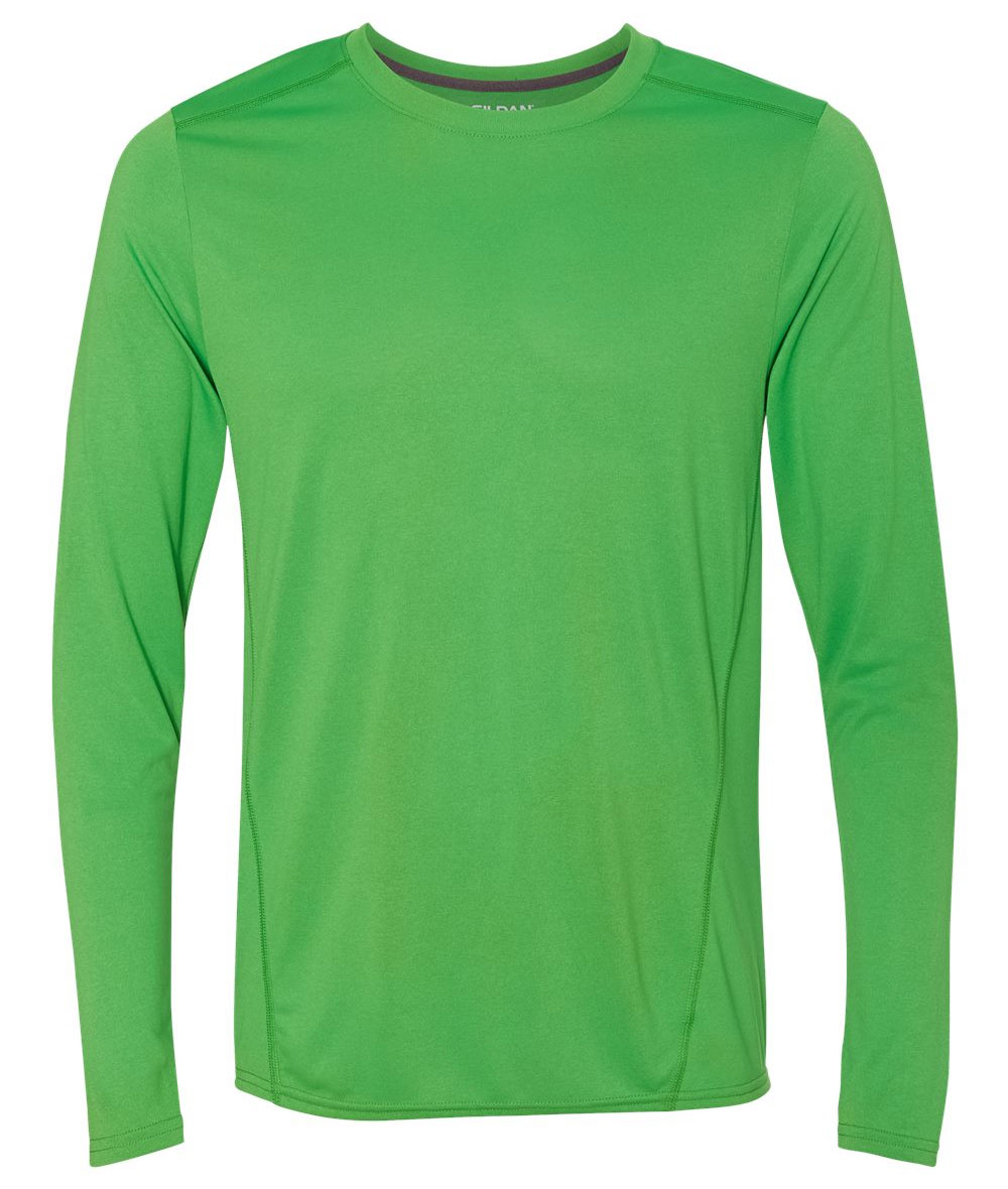 Gildan Tech Performance Adult Long Sleeve T-Shirt