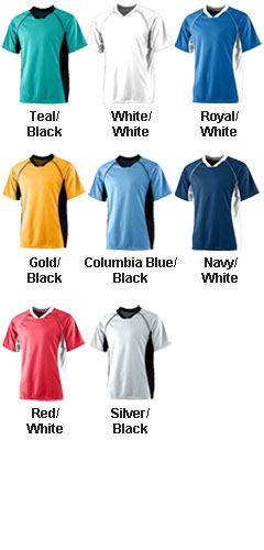 Youth Wicking Soccer Shirt - All Colors