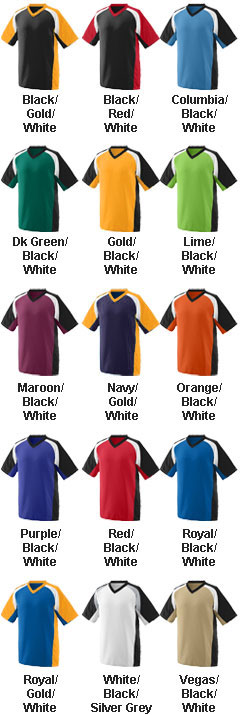 Adult Nitro Jersey - All Colors