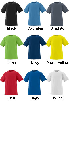 Adult Exa Short Sleeve Crew - All Colors