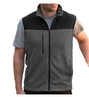 Custom Adult Capitan Sweater Fleece Vest