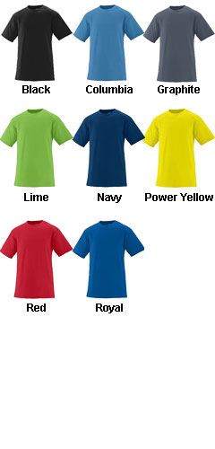 Youth Exa Short Sleeve Crew - All Colors