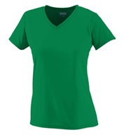 Custom Augusta Ladies Wicking T-Shirt