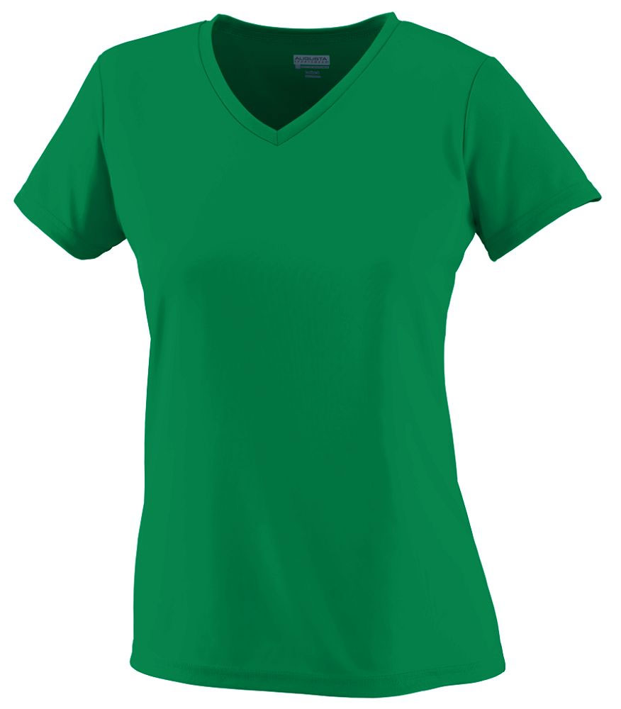 Youth Girls Wicking T-Shirt