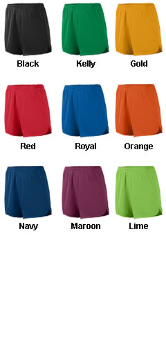 Youth Accelerate Short - All Colors