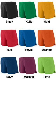 Ladies Accelerate Short - All Colors