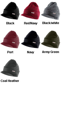 Carhartt Knit Hat with Visor - All Colors