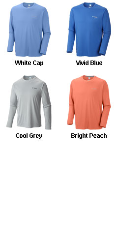 Mens Columbia PFG Zero Rules Long Sleeve Shirt - All Colors