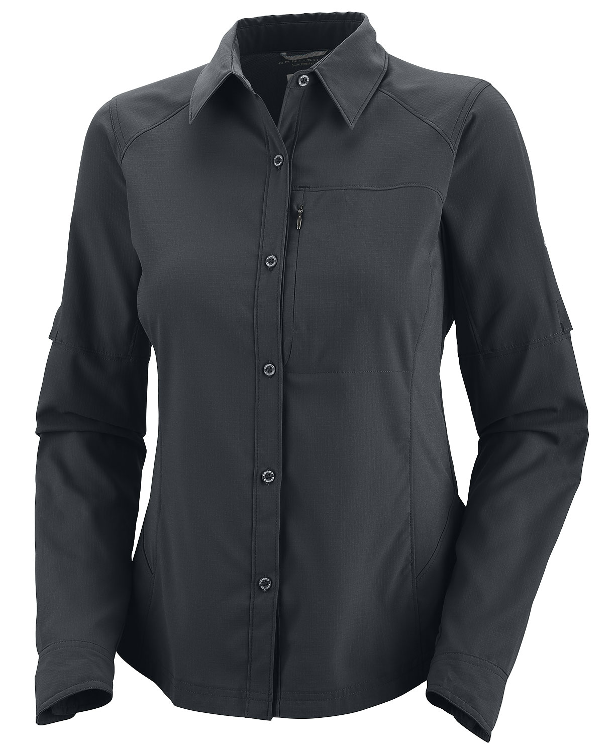 Ladies Columbia Silver Ridge Long Sleeve Shirt