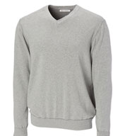 Custom Mens Broadview V-neck Sweater