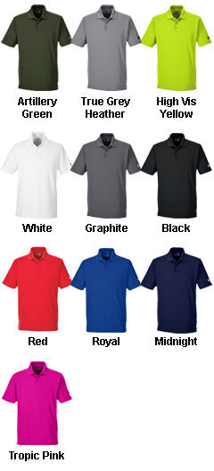 Mens Under Armour Corp Performance Polo - All Colors