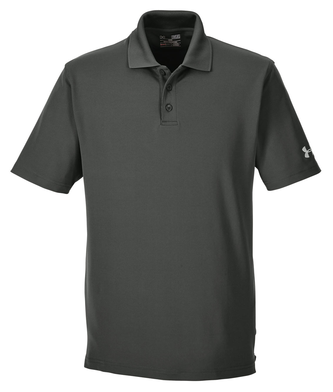 Mens Under Armour Corp Performance Polo