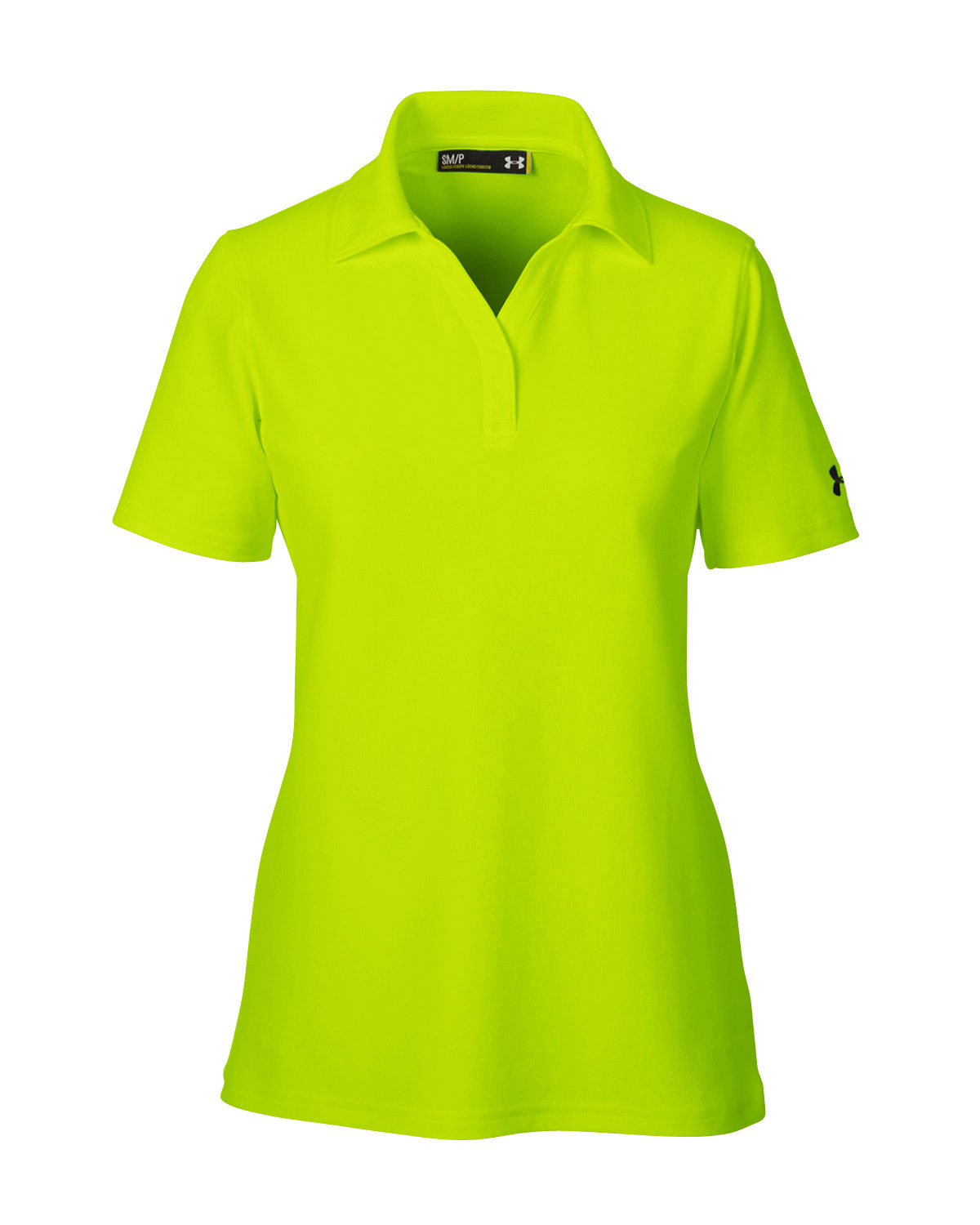 Custom Ladies Under Armour Corp Performance Polo 077b37f61