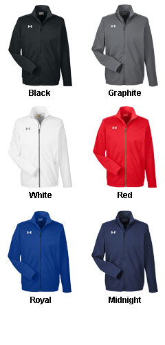 Mens Under Armour Ultimate Team Jacket - All Colors