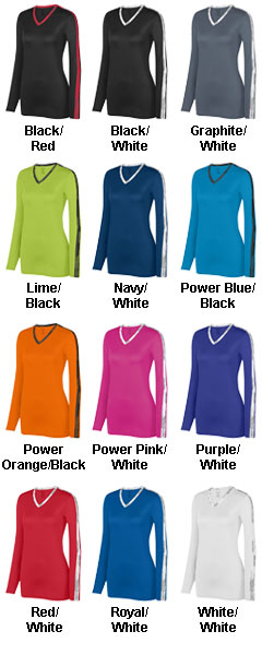 Ladies Vroom Jersey - All Colors