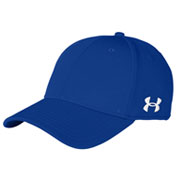 Custom Under Armour Curved Bill Solid Cap