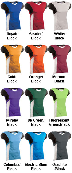 Adult Takeaway Football Jersey - All Colors