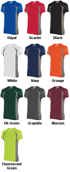 Adult Gauntlet Football Jersey - All Colors