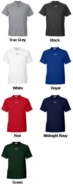 Mens Under Armour Locker T-Shirt - All Colors