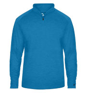 Custom Badger Mens Tonal Blend 1/4 Zip