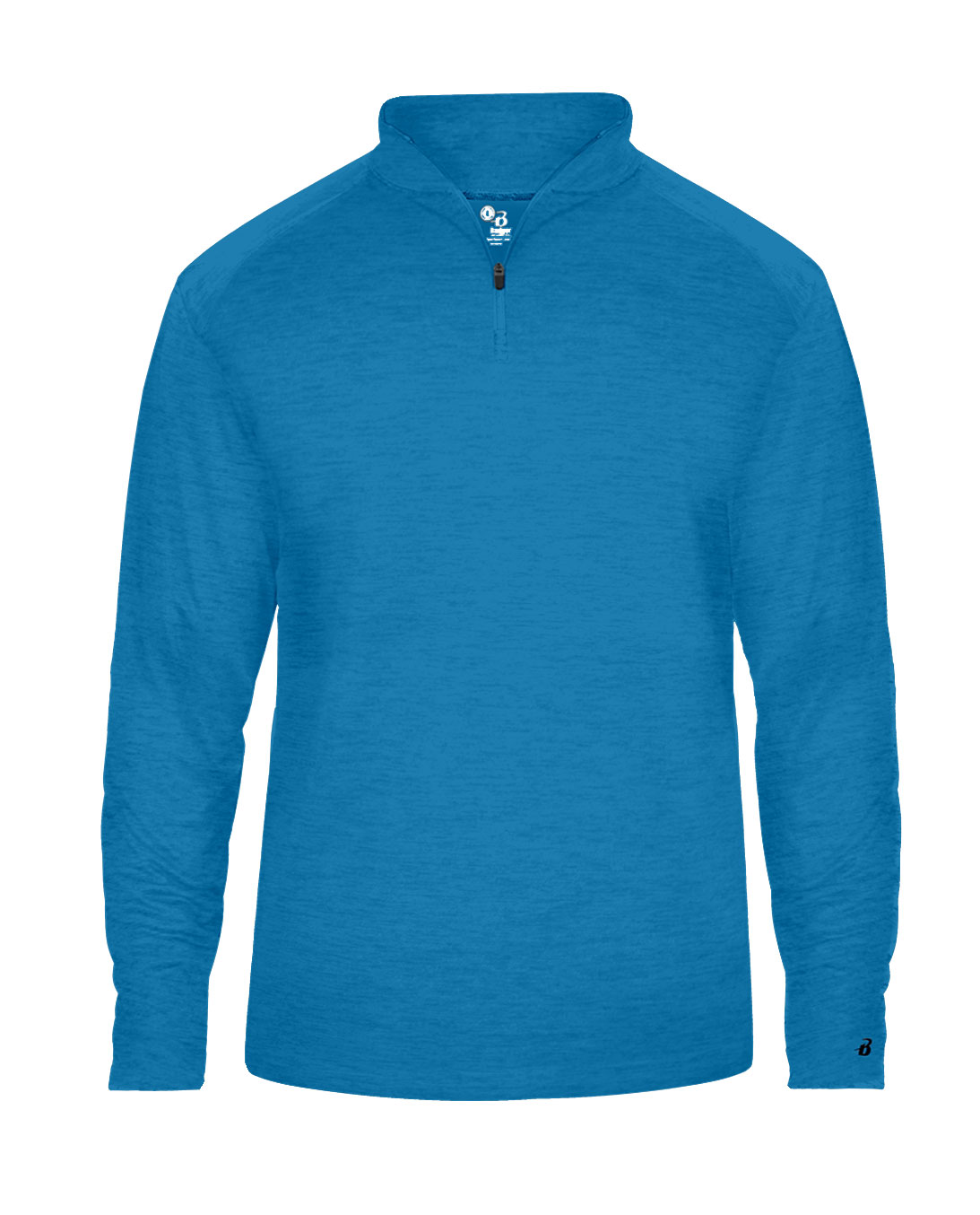 Badger Mens Tonal Blend 1/4 Zip