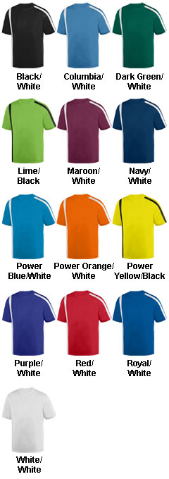 Adult Attacking Third Jersey - All Colors