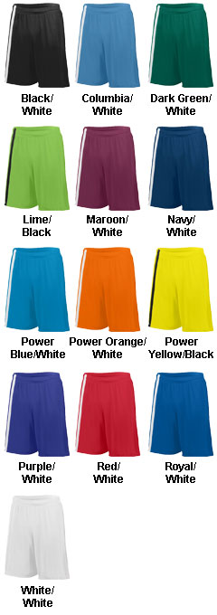 Adult Attacking Third Short - All Colors
