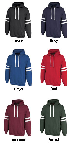 Twin-Streak Hoodie - All Colors