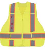 Custom Adult FIRE 5-Point Breakaway Vest
