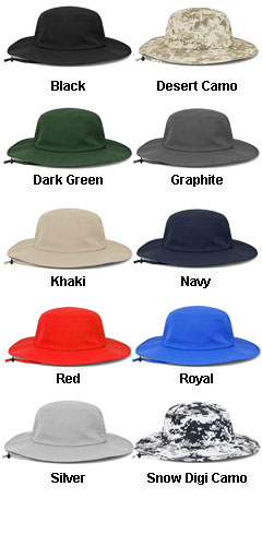 Manta Ray Boonie Hat - All Colors