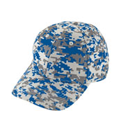 Custom Digi Camo Cotton Twill Cap