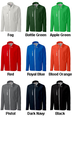 Clique Mens Telemark Softshell - All Colors