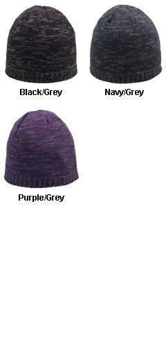 Marble Knit Beanie - All Colors