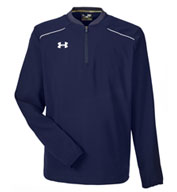 Custom Mens Under Armour Ultimate Long Sleeve Windshirt