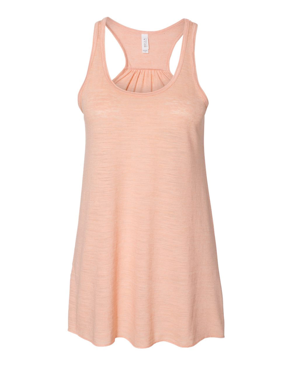Bella + Canvas Ladies Flowy Racerback Tank