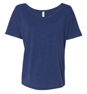 Bella + Canvas Womens Slouchy Tee