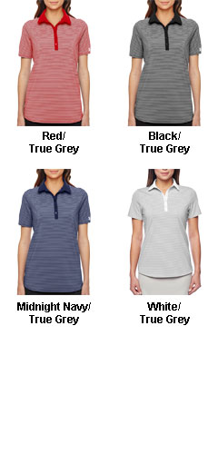 Ladies Under Armour Clubhouse Polo - All Colors