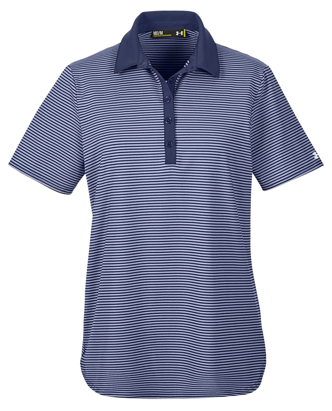 90cb535adb6f27 Custom Ladies Under Armour Clubhouse Polo