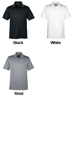 Mens Under Armour Coldblack® Address Polo - All Colors