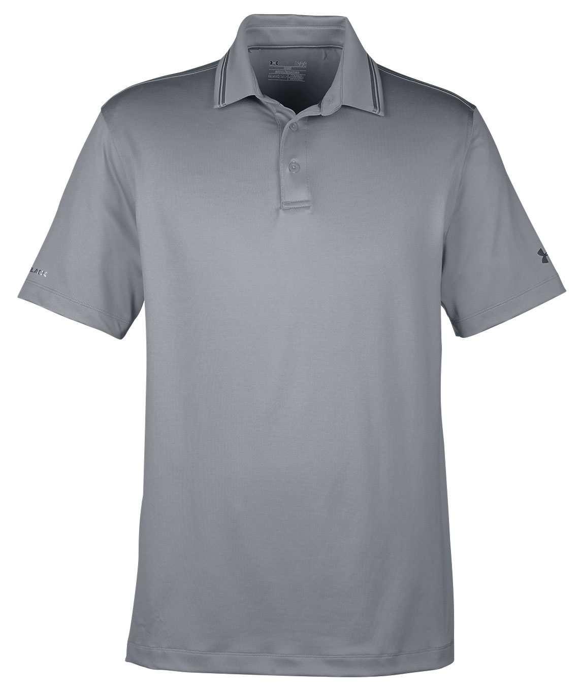 Mens Under Armour Coldblack® Address Polo