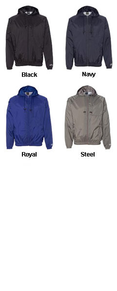 Rawlings Hooded Full-Zip Wind Jacket - All Colors