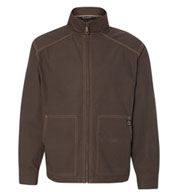 Custom Dri Duck Canyon Cloth Canvas Trail Unlined Mens Jacket