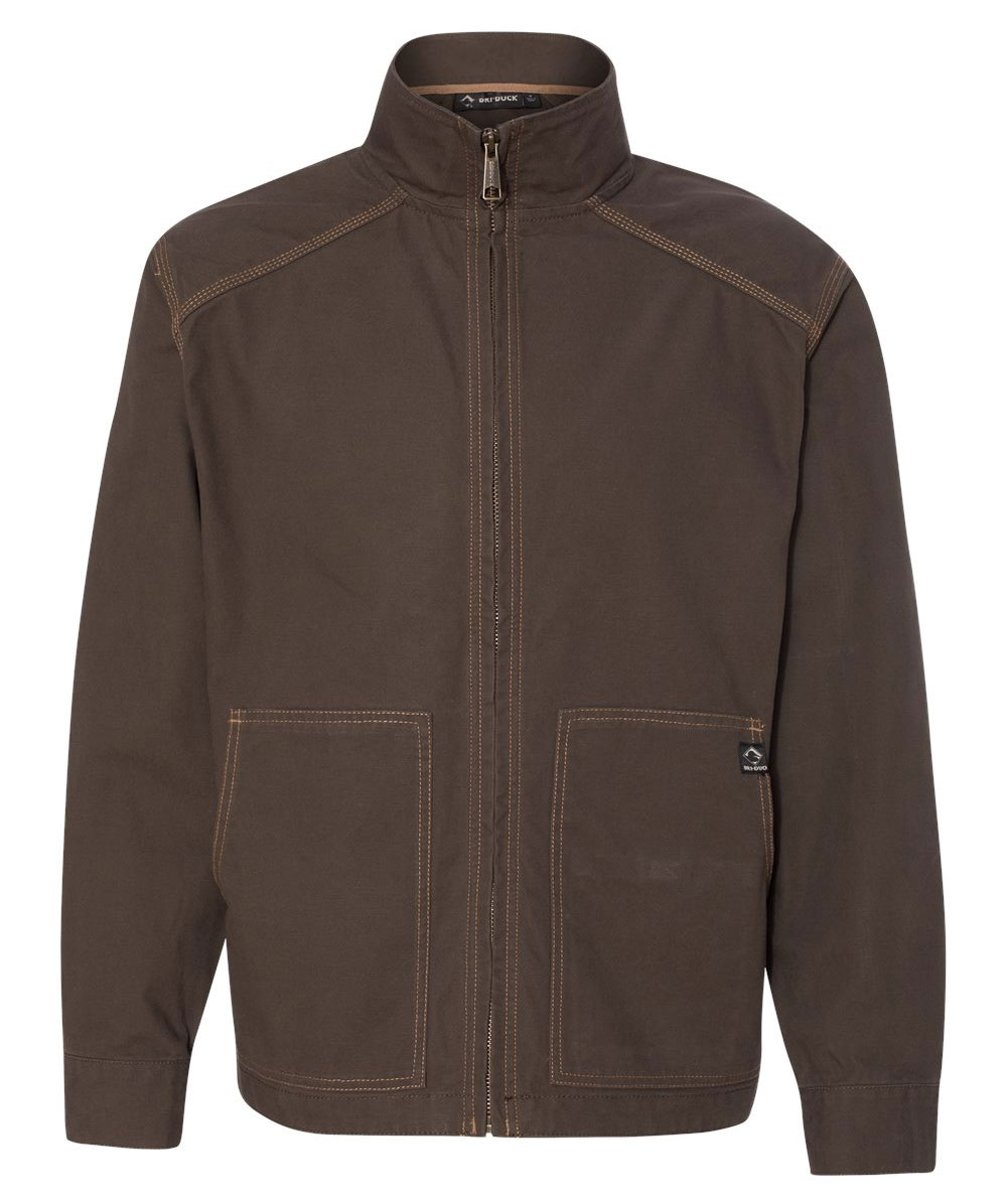 Dri Duck - Canyon Cloth Canvas Trail Unlined Mens Jacket