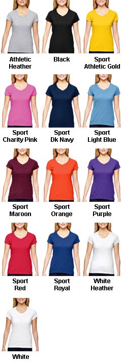 Ladies Champion Vapor® Cotton Short Sleeve T-Shirt - All Colors