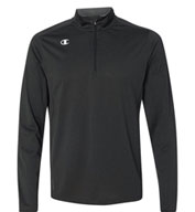 Custom Champion Mens Vapor® Quarter-Zip Pullover